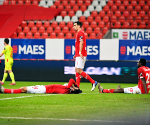 """Le Standard a encore perdu des plumes : """"Nous sommes très frustrés"""""""