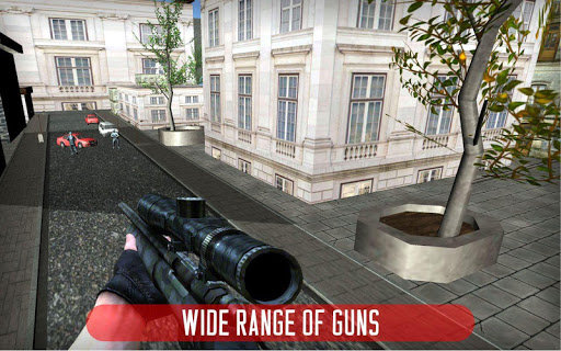 Sniper Ultimate Shooter screenshot 5