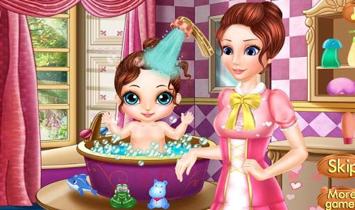 新生児 赤ちゃんのお風呂ケア