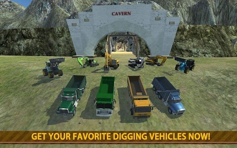 Tunnel Construction Simulator 2018 MOD (Unlocked) 5