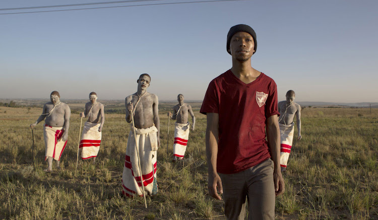 A still from the file Inxeba. Picture: SUPPLIED