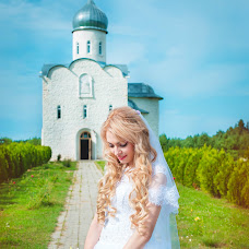Wedding photographer Kseniya Sergeeva (alika075). Photo of 17.07.2016