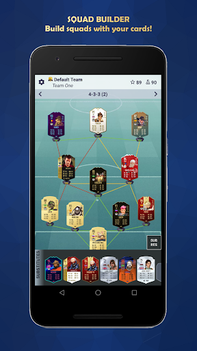 FUT Card Builder 20 5.3.9 screenshots 5