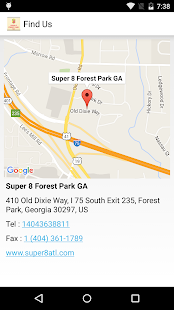 Super 8 Forest Park GA- screenshot thumbnail