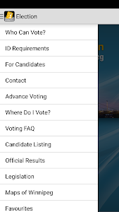 Winnipeg Elections screenshot 1