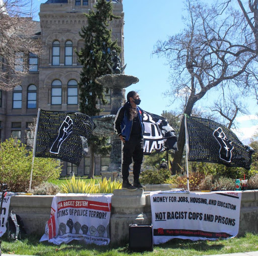 """Photo Series: """"Justice for Daunte Wright"""" and """"All Victims of Police Terror"""" Protests in Salt Lake City"""