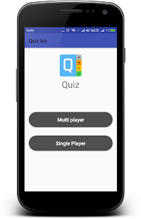 Quiz Biz- screenshot thumbnail
