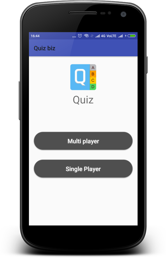 Quiz Biz- screenshot