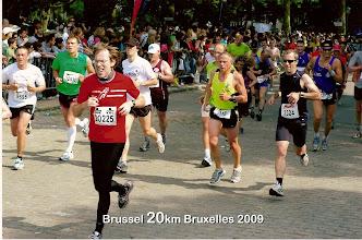 Photo: 31/05/2009 - 20 km door Brussel