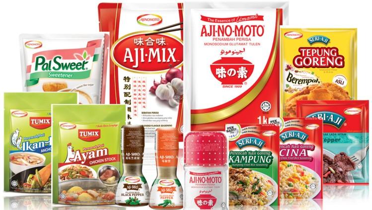 Ajinomoto Malaysia Products