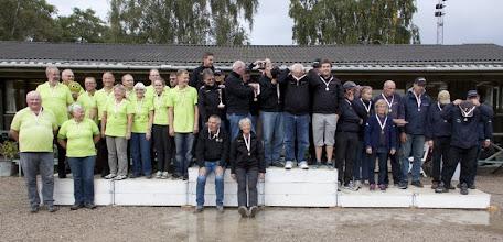 Photo: Vinder af 2. Division 1 - Le petit Petanque - Sølv til Petanqueklubben Nordjylland og bronze til Nykøbing Falster Petanque klub