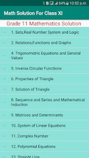Math Solutions for PC-Windows 7,8,10 and Mac apk screenshot 2