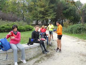 Photo: Pausa pranzo al parco della Vallere