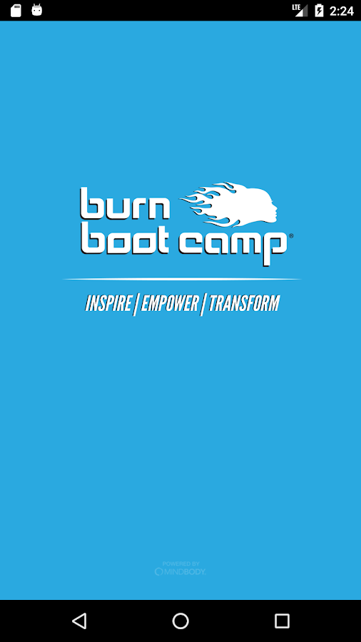 Burn Boot Camp- screenshot