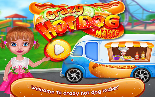 Crazy Hot Dog Maker - Crazy Cooking Adventure Game ss1