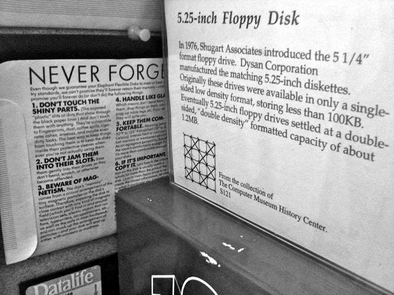 Photo: May 24, 2012 145/366  Old School Storage  (Floppies did not have a lot of capacity...but Elephant Flexible Disks seemed to ship with surprisingly good relationship advice. Hearts on their sleeves? ;)  #creative366project   +Creative 366 Project curated by +Jeff Matsuya