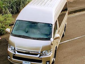 ハイエースワゴン TRH229W 令和1年式  グランドキャビン  のカスタム事例画像 yuki⛄️【Excitación】さんの2019年09月22日05:40の投稿