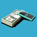 Credit Debit-Ledger Account Book icon