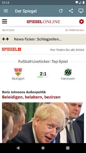 Deutsche Zeitungen 2.2.3.5.6 screenshots 3