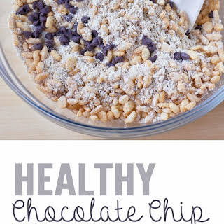 Healthy Chewy Granola Bars.
