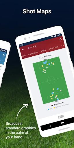 EPL Live: English Premier League scores and stats 8.0.4 Screenshots 3