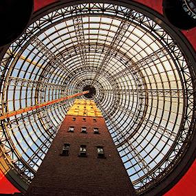 201308141440 Melbourne Central Dome by Steven De Siow - Buildings & Architecture Other Interior ( melbourne, central dome, dome, shape, architecture, Architecture, Ceilings, Ceiling, Buildings, Building )