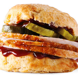 Barbecue Turkey Sandwich
