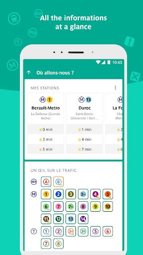 RATP screenshot 4