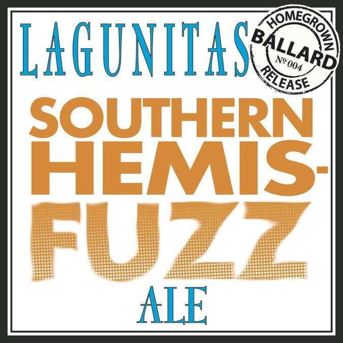 Logo of Lagunitas Southern Hemisfuzz