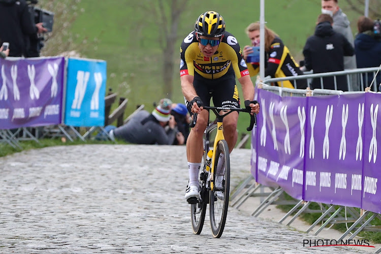 """Van Aert niet verrast dat hij op limieten botste in Ronde en zinspeelt op lange carrière: """"Ik kon dat nog lang verbergen"""""""