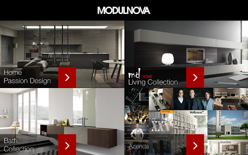 Modulnova catalogo- miniatura screenshot