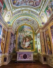 Photo: Private chapel of the Cardinal Ippolito II d'Este in Villa d'Este in Tivoli, Lazio, ItalyLazio, Italy