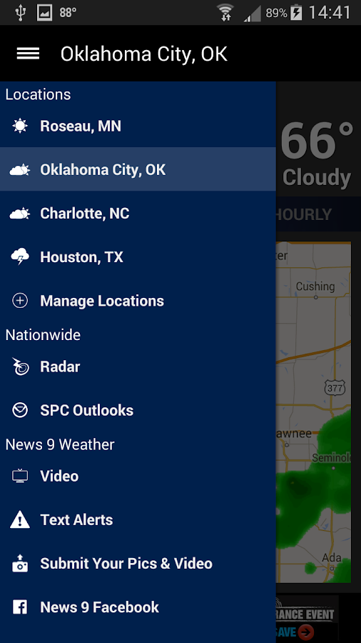 News 9 Weather- screenshot