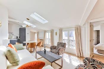 Appartement meublé 2 pièces 54,2 m2