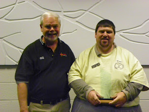 Photo: WY9L Indiana Amateur of the Year 2010