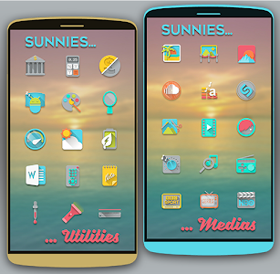 Sunnies Icon pack v1.3.1