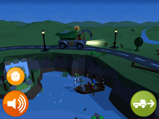 LEGO® Juniors Create & Cruise app (apk) free download for Android/PC/Windows screenshot