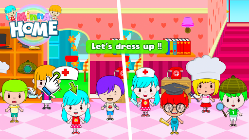 Minna Home Sweet Pretend Playground 1.1.1 screenshots 2