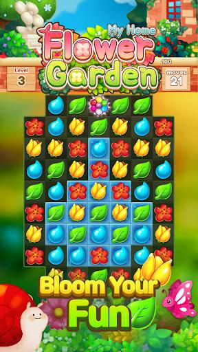 My Home Flower Garden: Puzzle Master screenshots 3