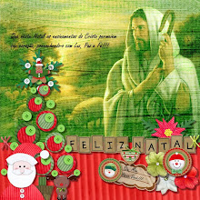 Photo: Craft Christmas by ScrapDesafios Bits Alpha Craft by Ana Reis Font Freestyle Script PS CS5