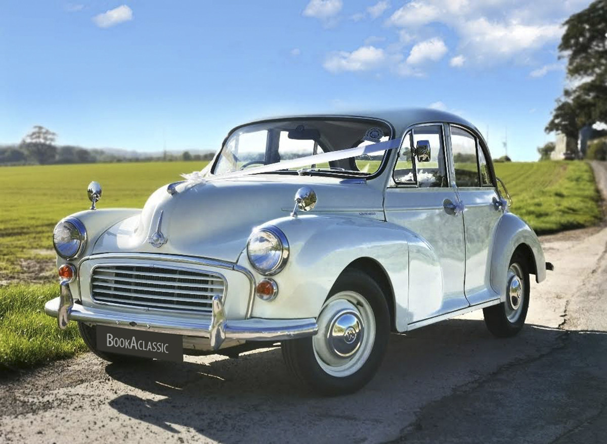 Morris Minor Hire Leeds