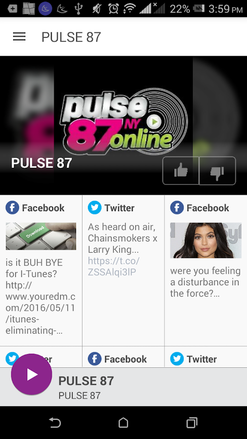 PULSE 87- screenshot