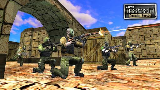 Contre-forces antiterroristes-Frappe armée spécial  captures d'écran 1
