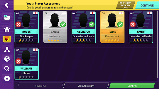 Football Manager 2020 Mobile (MOD, Paid/ Free Shopping) v20.4.0 3