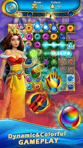 Lost Jewels – Match 3 Puzzle 1