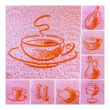 Photo: Napkin figurines #intercer #romania #cup #coffee #tea #kitchen #juice #kettle #drink - via Instagram, http://instagr.am/p/MQAvCapfqH/