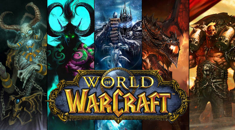 World of Warcraft: Games like runeScape