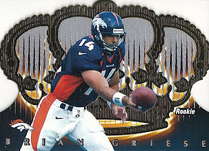 Photo: Brian Griese 1998 Crown Royale RC