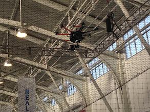 Photo: UAV Cageat #REAL2015 Main Hall