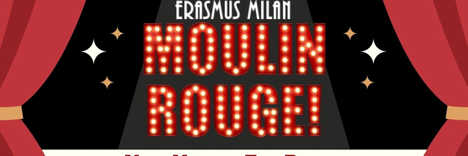 Erasmus Milan New Year's Eve Party: Moulin Rouge